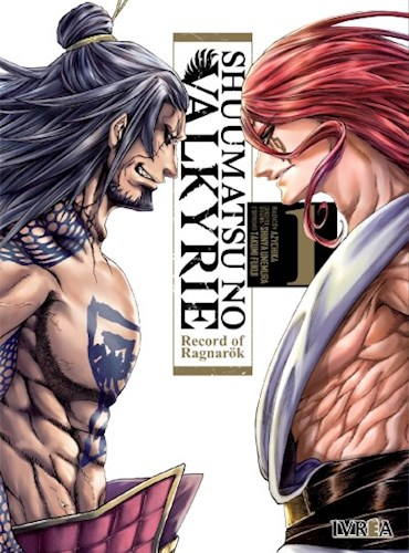Libro 1. Shuumatsu No Valkyrie