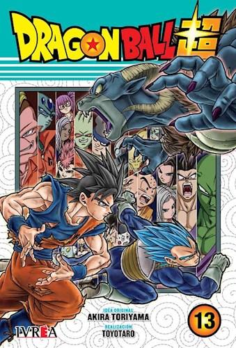 Libro 13. Dragon Ball Super