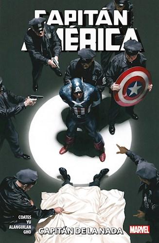 Libro 2. Capitan America