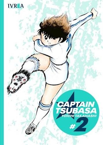 Libro 2. Captain Tsubasa