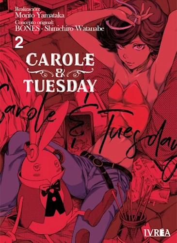 Libro 2. Carole & Tuesday