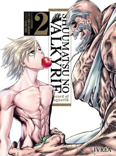 Libro 2. Shuumatsu No Valkyrie