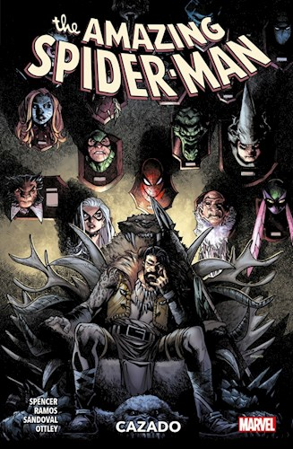 Libro 2. The Amazing Spiderman