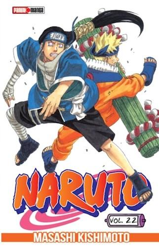Libro 22. Naruto