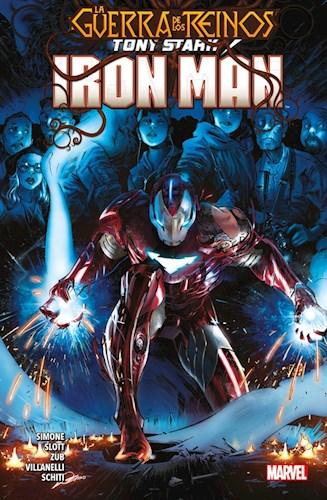 Libro 3. Tony Stark Iron Man