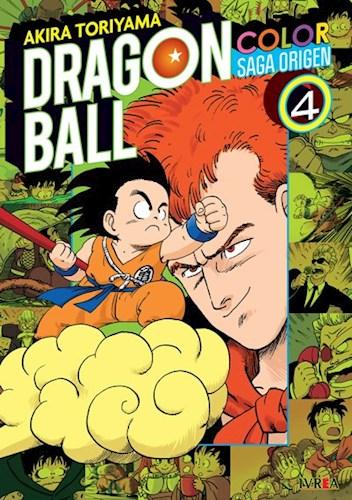 Libro 4. Dragon Ball Color : Saga Origen