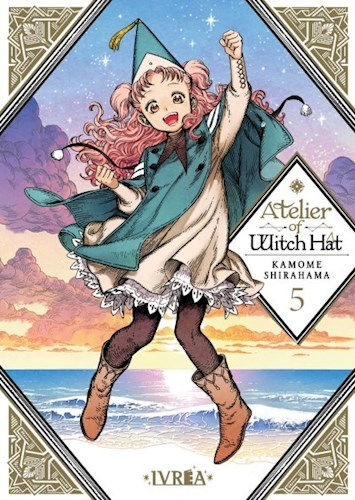 Libro 5. Atelier Of Witch Hat
