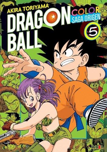 Libro 5. Dragon Ball Color : Saga Origen