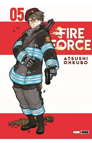 Libro 5. Fire Force