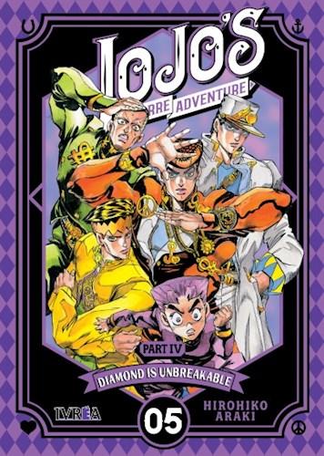 Libro 5. Jojo'S Bizarre Adventure : Diamond Is Unbreakable