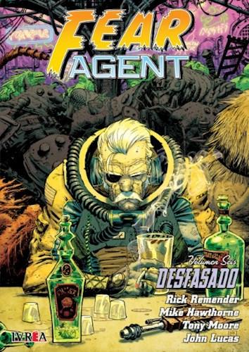Libro 6. Fear Agent : Desfasado