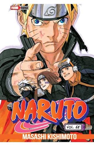 Libro 68. Naruto
