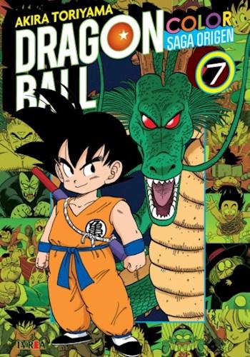 Libro 7. Dragon Ball Color : Saga Origen