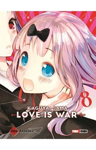 Libro 8. Kaguya Sama