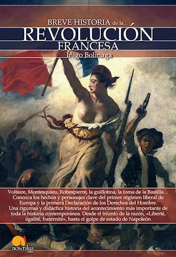 Libro Breve Historia De La Revolucion Francesa