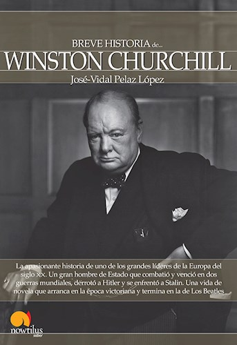 Libro Breve Historia De Winston Churchill