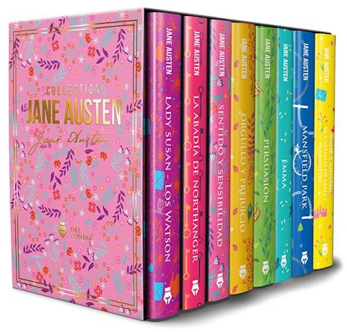 Libro Complete Works Of Jane Austen (8 Libros)