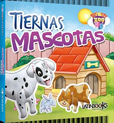 Libro Divertizoo - Tiernas Mascotas