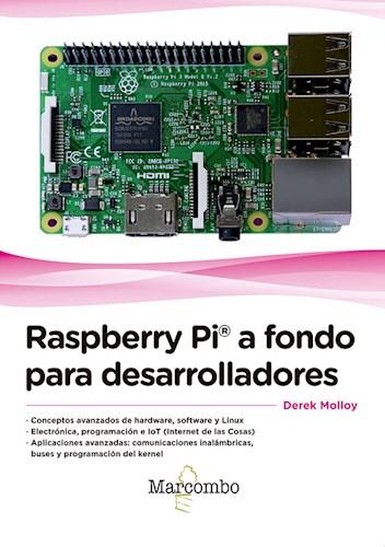 Libro Raspberry Pi A Fondo Para Desarrolladores
