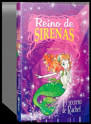 Libro Reino De Sirenas - El Secreto De Rachel