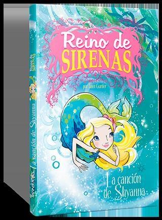 Libro Reino De Sirenas - La Cancion De Shyanna