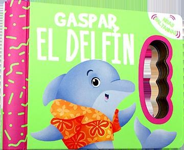 Libro Risas Saltarinas -Gaspar El Delfin