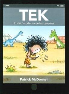 Libro Tek  El Niño Moderno De Las Cavernas