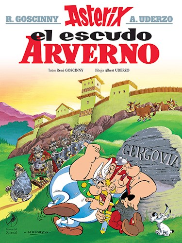 Libro 11. Asterix Y El Escudo Arverno