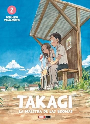 Libro 2. Takagi La Maestra De Las Bromas