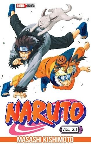 Libro 23. Naruto