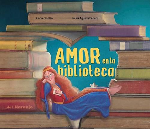 Libro Amor En La Biblioteca