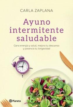 Libro Ayuno Intermitente Saludable