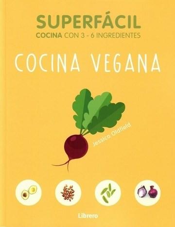 Libro Cocina Vegana Facil