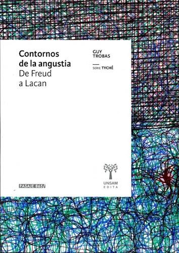 Libro Contornos De La Angustia .De Freud A Lacan