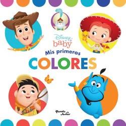 Libro Disney Baby  Mis Primeros Colores