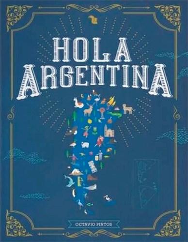 Libro Hola Argentina