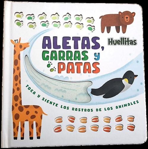 Libro Huellitas - Aletas, Garras Y Patas
