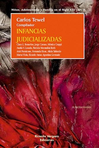 Libro Infancias Judicializadas