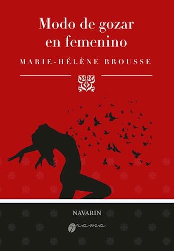 Libro Modo De Gozar En Femenino