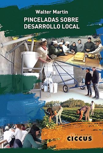 Libro Pinceladas Sobre Desarrollo Local