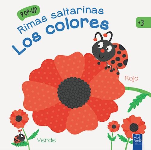 Libro Rimas Saltarinas : Los Colores