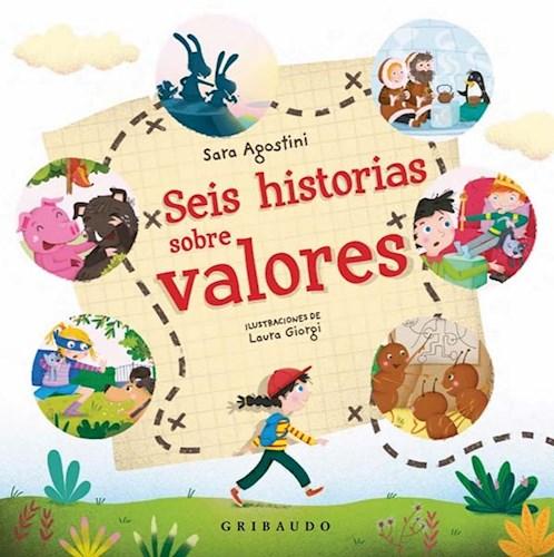 Libro Seis Historias Sobre Valores
