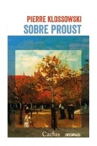 Libro Sobre Proust