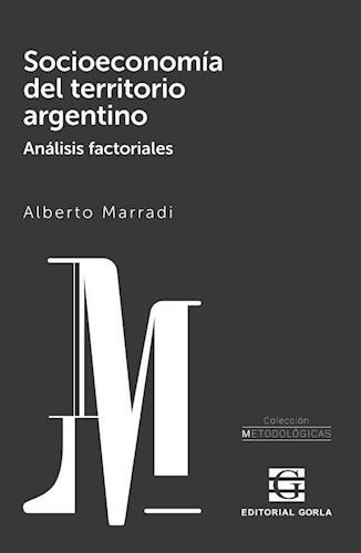 Libro Socioeconomia Del Territorio Argentino