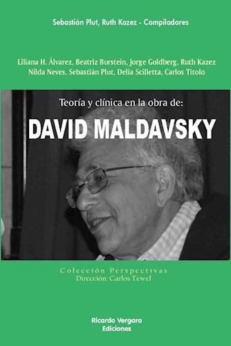 Libro Teoria Y Clinica En La Obra De David Maldavsky