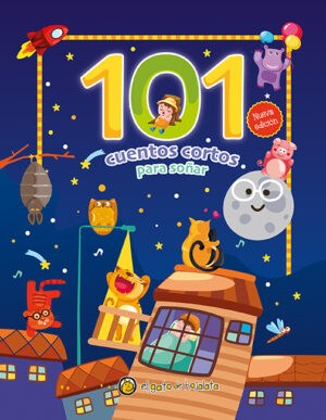 Libro 101 Cuentos Cortos Para Soñar