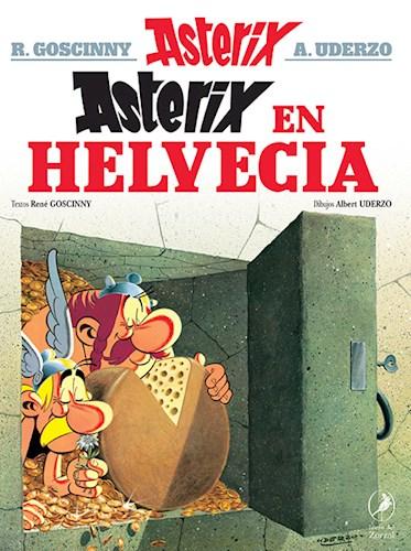 Libro 16. Asterix En Helvecia