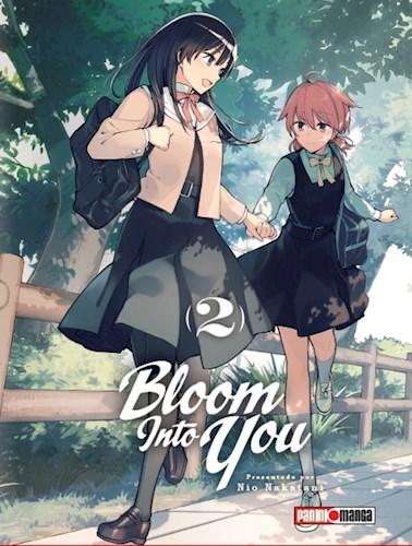 Libro 2. Bloom Into You