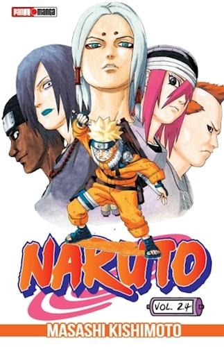 Libro 24. Naruto
