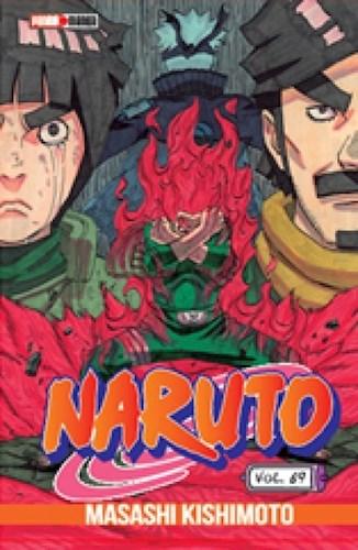 Libro 69. Naruto